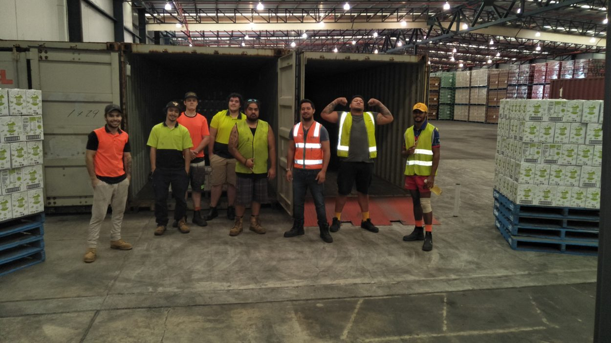 warehouse labour company brisbane - labour company