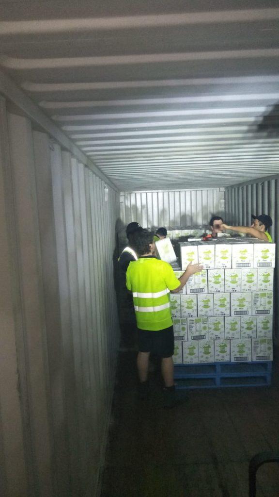 Container Loading Brisbane - Container Unloading Brisbane