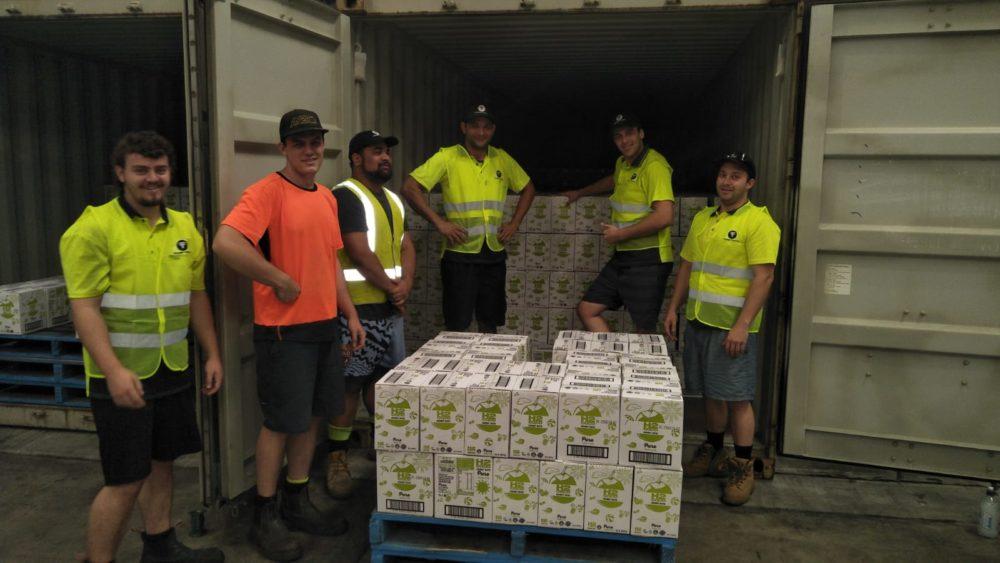 Container Unloading Brisbane - Container Unloading Hire