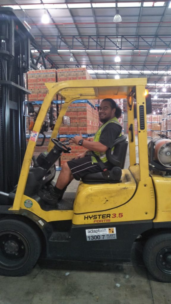 Machinery Operators Brisbane - Warehouse machine Operators