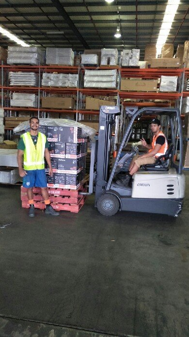 Forklift Operators Brisbane - Forklift Operators For Hire