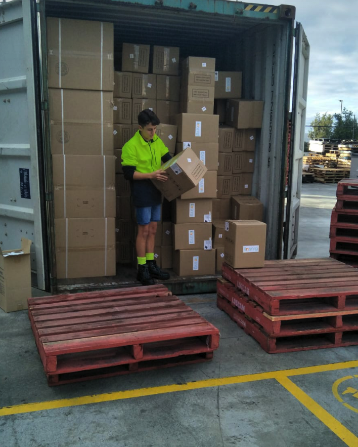 Heavy Lifting Warehouse Hire - Warehouse Staff Hire